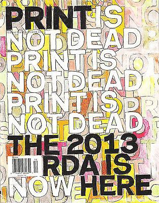 NEW! PRINT 67.6 December 2013 The Regional Design Annual Best Album Art