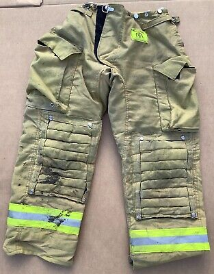 Morning Pride 30 X 31 Turnout Bunker Pants Fire Fighting Firefighter Gear