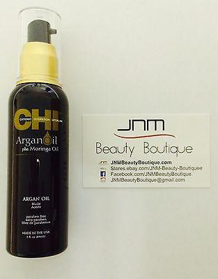 CHI Argan Oil Plus Moringa Oil 3 oz.