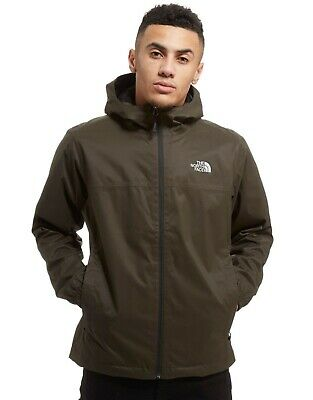 The North Face OST Mens Lightweight Jacket Green Size.S