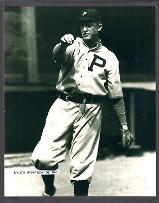 HALL OF FAME GREAT GROVER CLEVELAND ALEXANDER PHOTO 8x10 CUBS