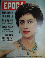 Epoca N°492/ 06/mar/1960 Margaret Fidanzata- Grace Kelly- Il Dramma Del, Dc-7c, -  - ebay.it
