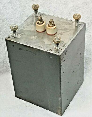 INDUSTRIAL Transformer Filter Choke 22 Hy - 100 mA  300Ω Hermetic Seal