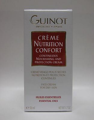Guinot Creme Nutrition Confort Nourishing and Protection Cream - 1.7 oz / 50 ml