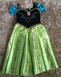FROZEN Princess Anna Dress Size 4-6