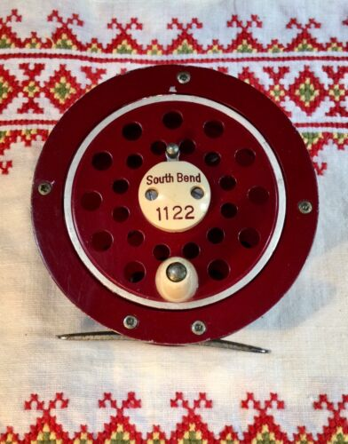 SOUTH BEND FINALIST MODEL 1122 FLY REEL, COLLECT OR FISH
