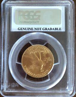 1913 $10 Indian head