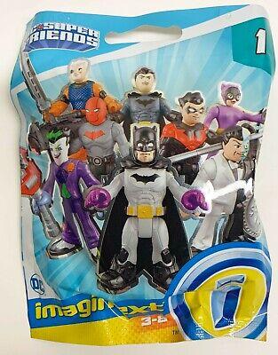 Imaginext DC Super Friends RED HOOD #81 Sealed Blind Bag Series 1