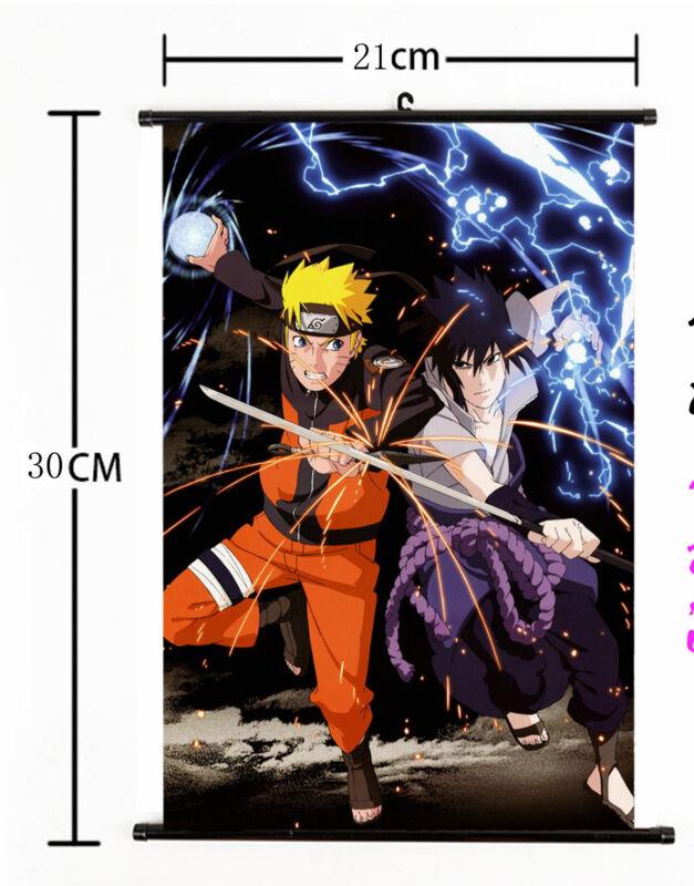 Japan Anime Naruto home decor Wall Scroll Poster 605