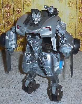 Transformers Human Alliance SIDESWIPE Rotf Revenge of the Fallen segunda mano  Embacar hacia Argentina