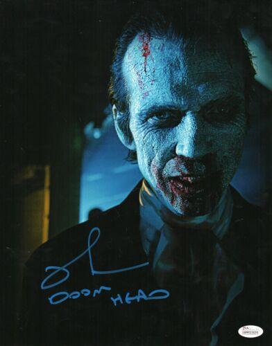 "Richard Brake Autograph Signed 11x14 Photo - 31 ""Doom Head"" (JSA COA)"