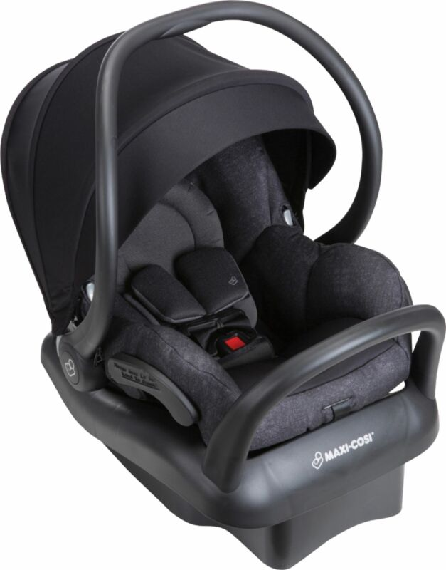 Maxi-Cosi - Mico Max 30 Infant Car Seat - Nomad Black