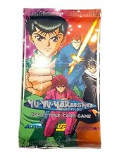 UFS Universal Fighting System TCG, Yu Yu Hakusho Ghost Files 1 Booster Pack