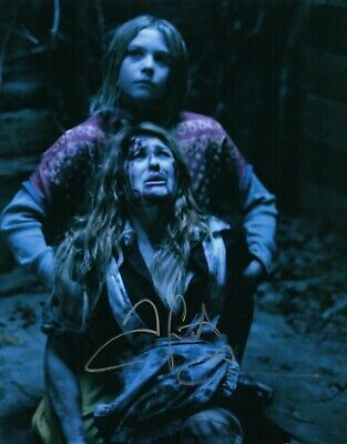 Scout Taylor Compton Halloween 2 (Scout Taylor-Compton Halloween Signed 8x10 Autographed Photo COA)