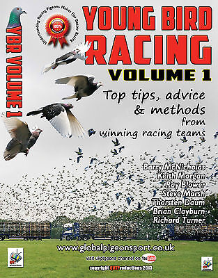 YOUNG BIRD RACING VOLUME 1 - DVD - UK racing pigeons