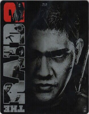The Raid 2 (French Steelbook Blu-ray)