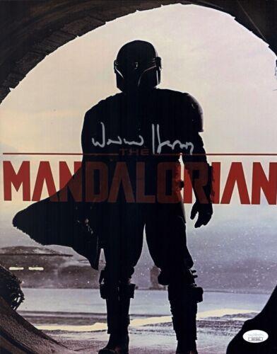 Werner Herzog STAR WARS THE MANDALORIAN Signed 11x14 Photo PROOF JSA COA RARE