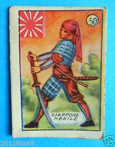 figurines cromos figurine v.a.v. vav la guerra nostra 50 giappone nobile samurai - Italia - Si accetta il rimborso e la restituzione entro 14 giorni lavorativi dal ricevimento del prodotto acquistato, ma soltanto se vi è una giusta, onesta e valida motivazione.......e possibilmente dopo un accordo fra le due parti. Si provvederà alla  - Italia