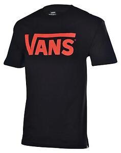 vans classic t shirt mens