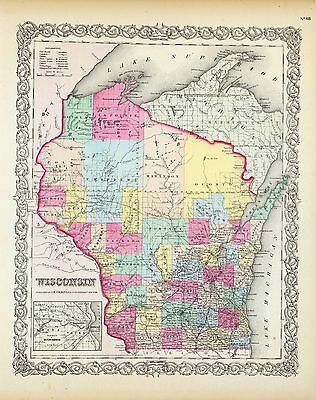 179 maps WISCONSIN state PANORAMIC genealogy old HISTORY DVD