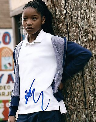 Keke Palmer Signed Autographed 8X10 Photo Scream Queens Coa Vd