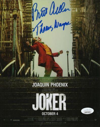 "Brett Cullen Autograph Signed 8x10 Photo - Joker ""Thomas Wayne"" (JSA COA)"