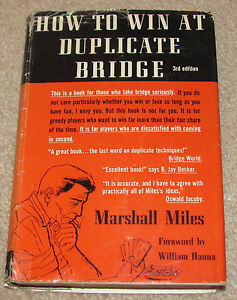How To Win At Duplicate Bridge 3rd Edition (Hardcover)