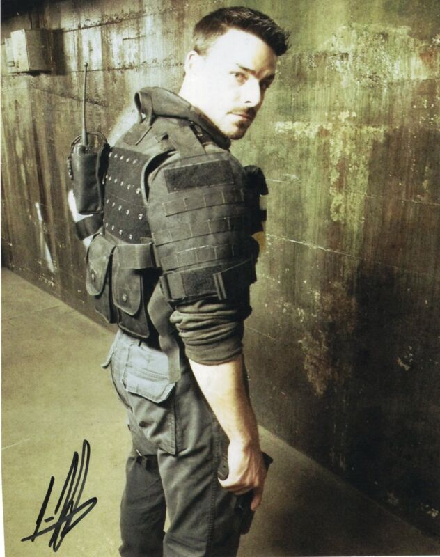 Jesse Hutch Arrow Supernatural TV Show Signed 8x10 Photo w/COA #1