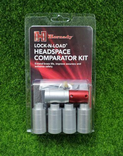 Hornady Lock-N-Load, Cartridge Headspace Comparator Kit, 5 Bushing Set - HK66