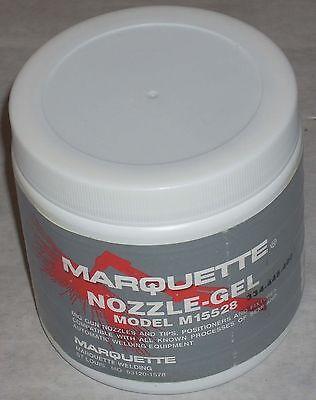 Marquette Mig Welding Nozzle Gel Tip Dip 16oz Welder 1 Lb