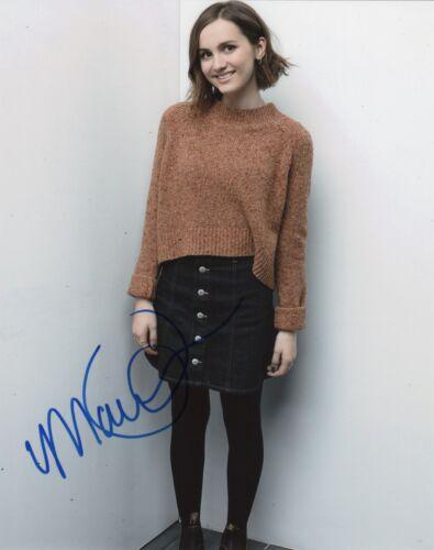 Maude Apatow Autographed Signed 8x10 Photo COA #J1