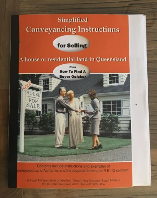 Conveyancing kit selling property other real estate gumtree conveyancing kit selling property other real estate gumtree australia gold coast south mudgeeraba 1170492457 solutioingenieria Gallery