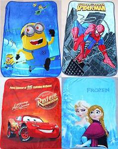 Wholesale Kids Disney Fur Fleece Blanket Polar Throw Kenthurst The Hills District Preview