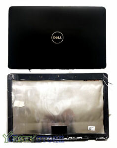 NEW DELL INSPIRON 1545 LCD BACK COVER + FRONT BEZEL J454M M685J US Shipping