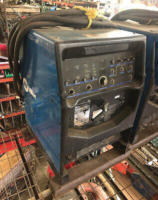 Miller 907198 - 350lx Syncrowave Square Wave Tig Welder 230460