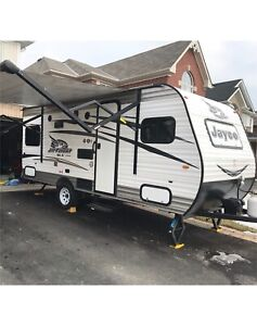 Jayco Jayflight SLX 175RD Travel Trailer, 2017