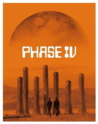 Phase IV Blu - ray 1974 (Limited Edition)