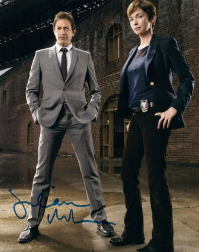 Julianne Nicholson Signed Autographed 8x10 Photo Law & Order COA VD