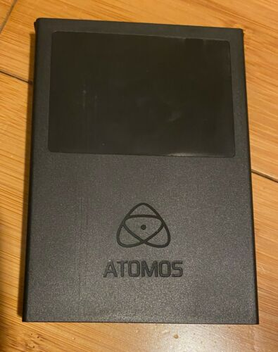 Atomos Hard Drive Master Caddy w/SanDisk 240GB SSD for Samurai Ninja Blade Flame