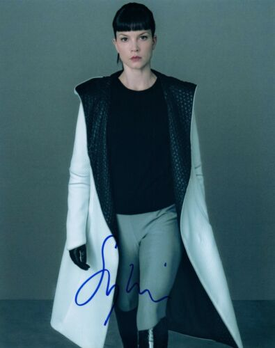 Sylvia Hoeks Signed Autograph 8x10 Photo BLADE RUNNER 2049 Actress COA