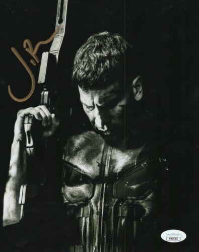 Jon Bernthal Autograph Signed 8x10 Photo - The Punisher (JSA COA)