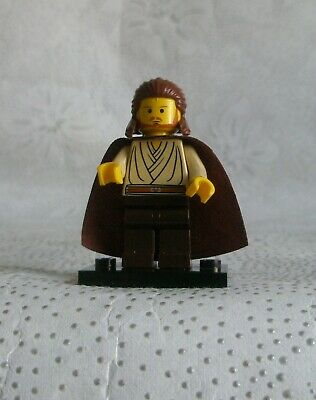 GENUINE LEGO MINI FIGURE STAR WARS QUI GON JINN 1999