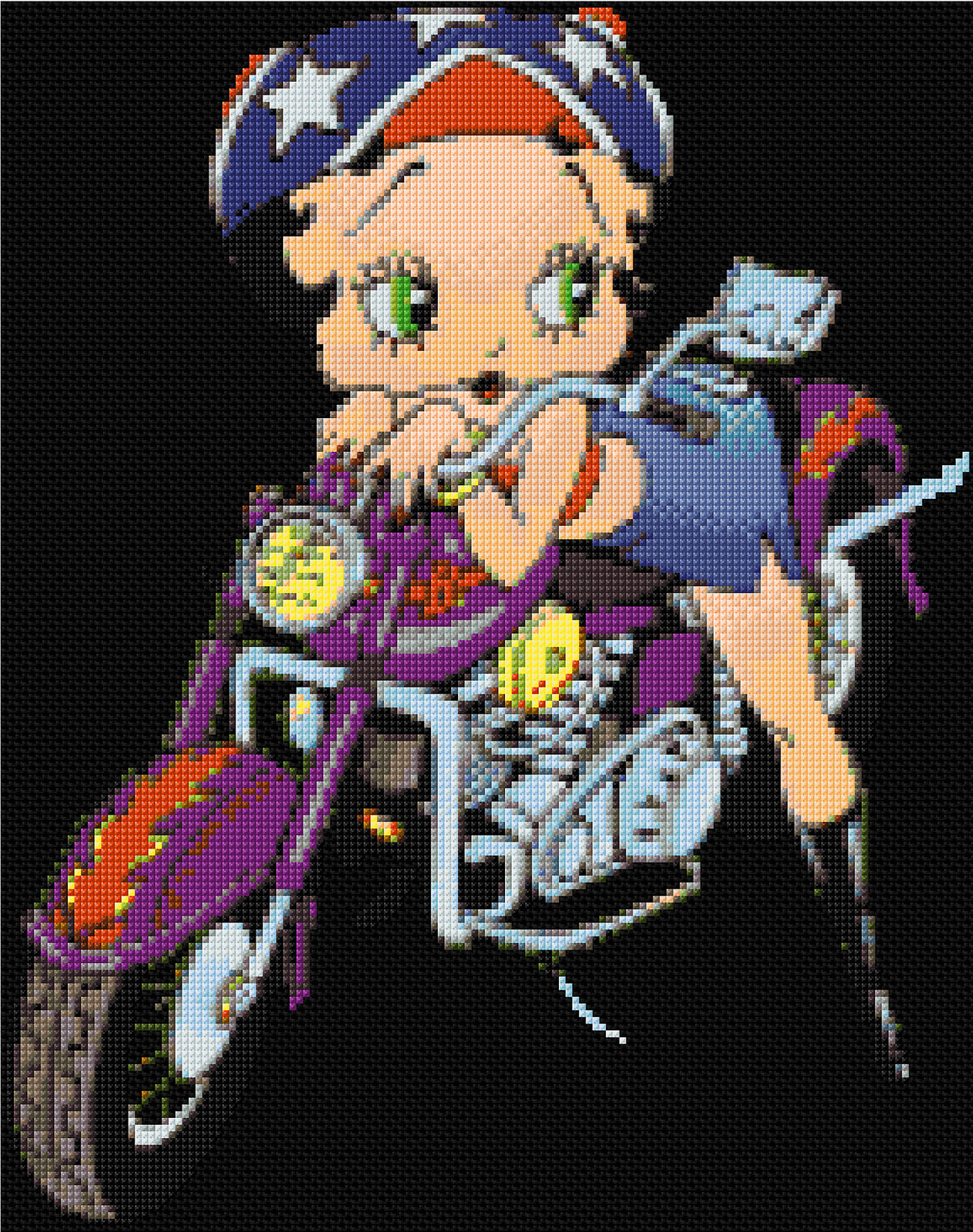 Cinderella Design 2 Counted Cross Stitch Kit Cartoon Characters TV//Film Disney