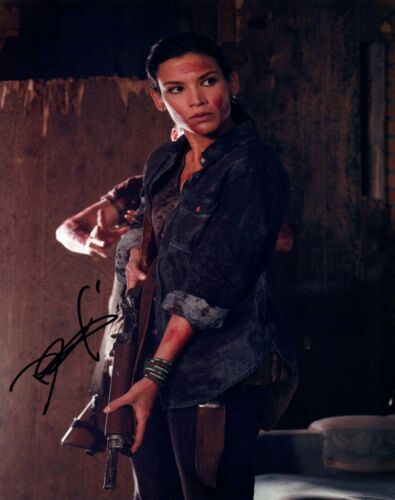 Danay Garcia Signed Autographed 8x10 Photo FEAR THE WALKING DEAD Actress COA