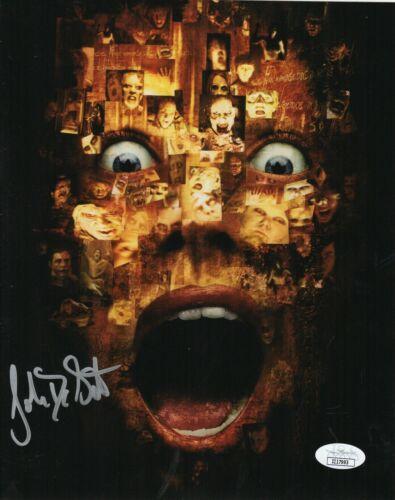 "John DeSantis Autograph Signed 8x10 Photo - 13 Ghosts ""Juggernaut"" (JSA COA)"