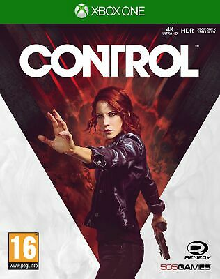 Control (Xbox One) Brand New & Sealed UK PAL Free UK P&P