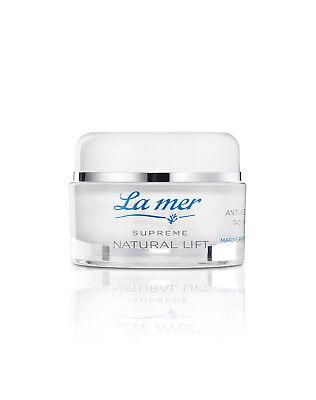 La mer Supreme Natural Lift Anti Age Cream Tag 50 ml mit Parfum