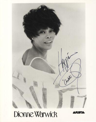 Dionne Warwick - American Singer