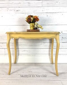Farmhouse Inspired Side Table