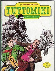 fumetto-TUTTOMIKI-editoriale-DARDO-formato-BONELLI-numero-32